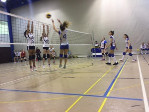 Volley Lugano 6 - SP Morbio Volley 1 - 20.02.2017