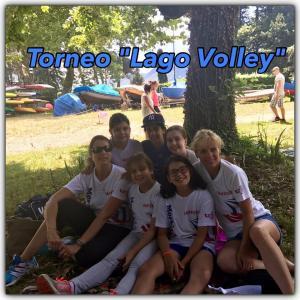 "U11/U13 Giornata ""Lago Volley"" a Cernobbio 4.6.2017"