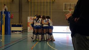 VOLLEY LUGANO 5 - SFG STABIO  19.11.2017