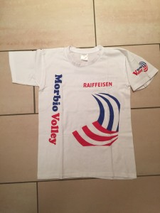 T-Shirt Morbio Volley